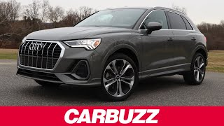 2020 Audi Q3 Test Drive Review: Sub-Compact Luxury Done Right