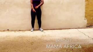 Bracket Mama África dança original