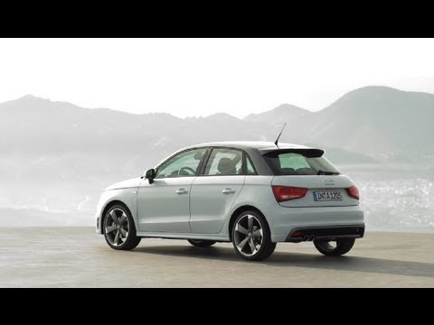 2012 audi a1 sportback s line teaser youtube. Black Bedroom Furniture Sets. Home Design Ideas
