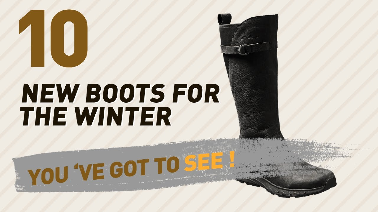 0a3f598e6d7 Eddie Bauer Womens Boots Collection    New   Popular 2017 - YouTube