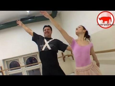 'Mjenjačnica' (2005.) -  Zdravko Mamić kao baletan - Robert Knjaz