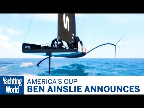 Ben Ainslie announces new title sponsor Ineos for his America's Cup challenge