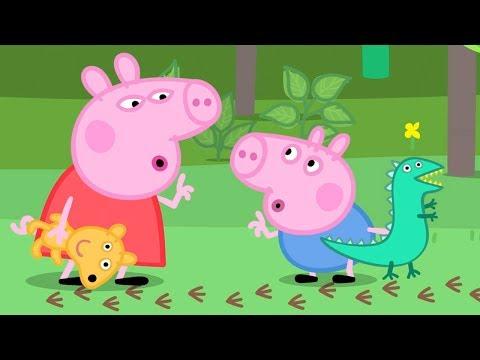 小猪佩奇 第二季 全集合集 | 森林小路 | 粉红猪小妹|Peppa Pig | 动画