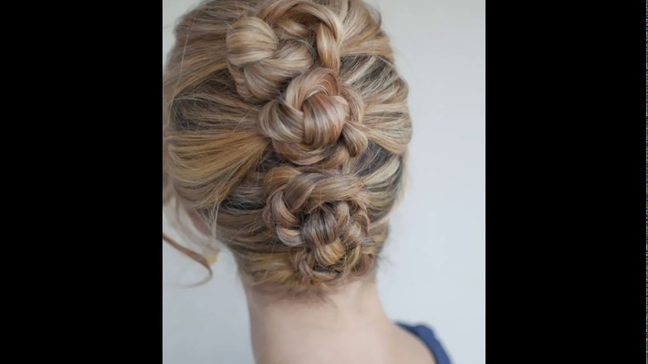 Diferentes versiones peinados bellos Galeria De Cortes De Pelo Tendencias - Peinados super lindos para chicas♥ - YouTube