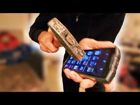 Il nuovo smartphone  INDISTRUTTIBILE - Il telefono più RESISTENTE AL MONDO