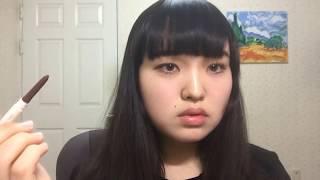 Komatsu Nana make up   Hanabee