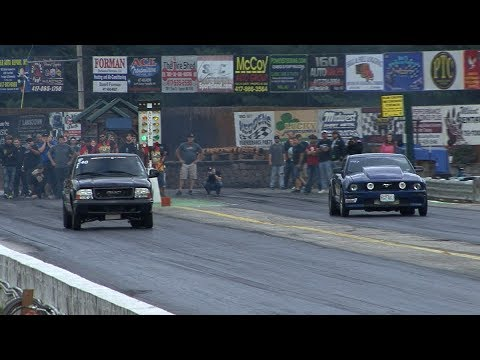 STREET LEGAL No Prep DRAG RACING