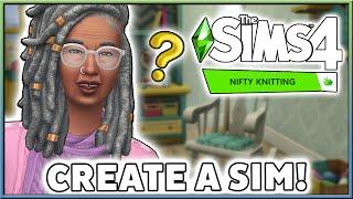Underwhelming Choices? (Nifty Knitting Create A Sim)