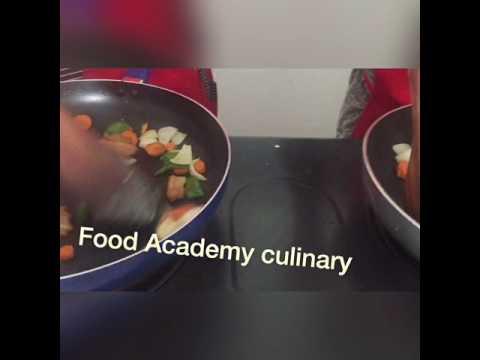 Food academy culinary school warri