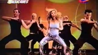 Videoclip — Natalia: Vas a volverme loca