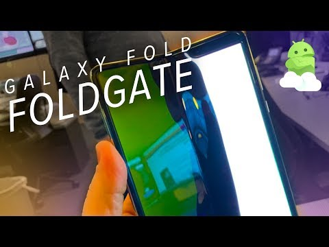 Here's why Galaxy Fold displays are already failing