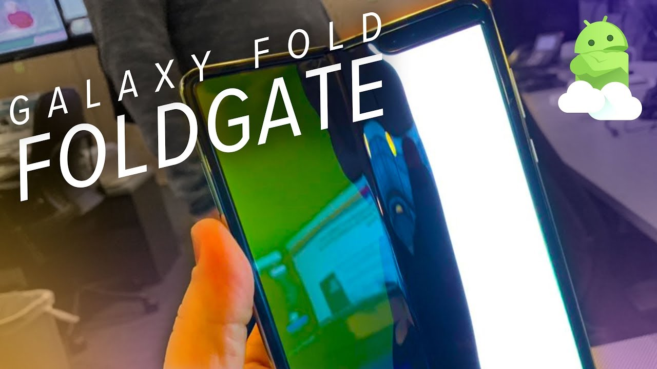 Samsung Galaxy Fold: Everything you need to know! | Android