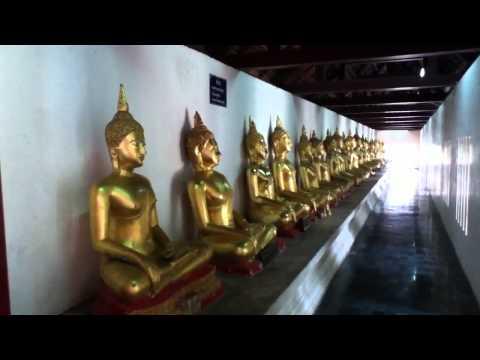 Wat Mahathat Temple, Phitsanulok, Thailand