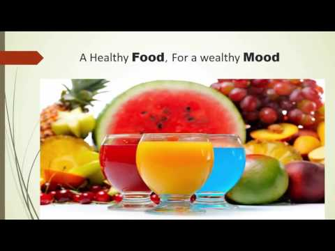 Healthy Food vedio presentation