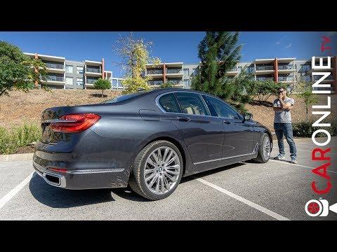 MELHOR à FRENTE ou ATR�S? | BMW 730d [Review Portugal]