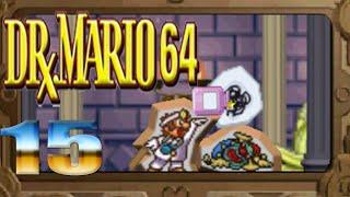 Rudy tiene resfriado/Dr. Mario 64#15