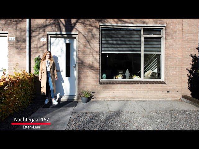 Nieuw in de verkoop: Nachtegaal 167 te Etten Leur