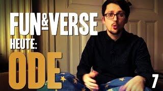 FUN & VERSE #7 – Die Ode und Powernapping