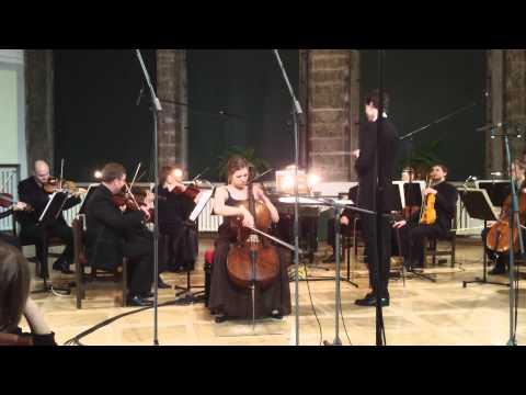 Luigi Boccherini Cello concerto G480 G major