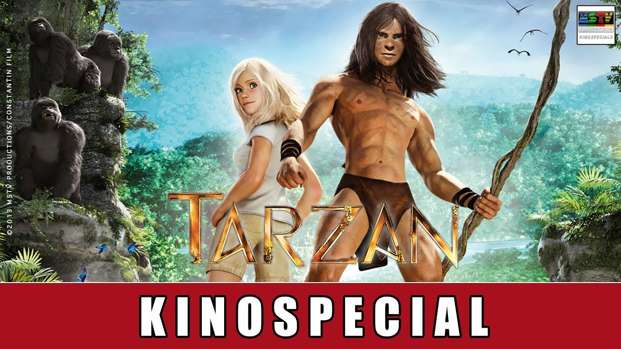 Tarzan 3D - Kinospecial | Making of | Exklusiv