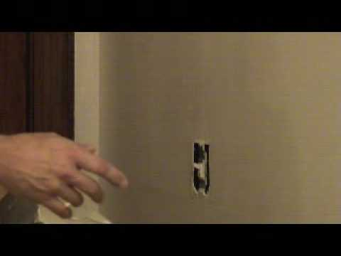 drywalldoc.com drywall over wallpaper video part 5 - YouTube