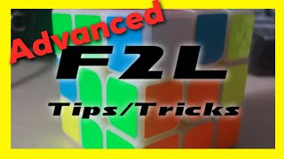 Advanced F2L Tips and Tricks for a Speed Cube