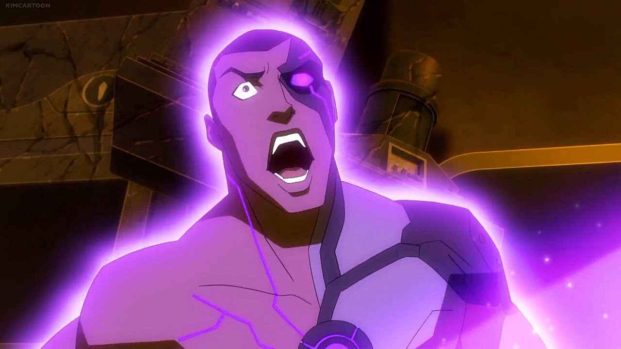 Download Young Justice 3x11 - Halo Vs Cyborg