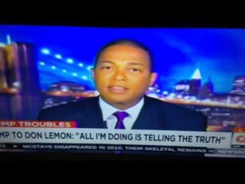 Donald Trump Tells Don Lemon Mexicans Are Rapists