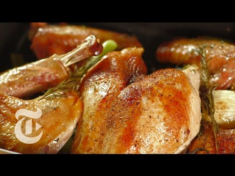 Fastest Roast Turkey | Thanksgiving Recipes | The New York Times