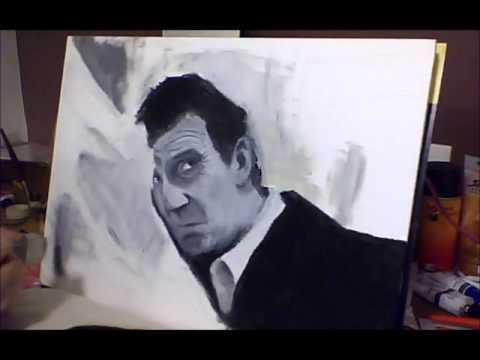 Liam Neeson by Chloe Smith
