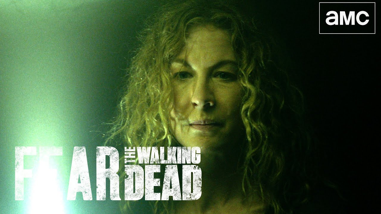 Download Fear the Walking Dead Season 7 First-Look: June and John Sr.