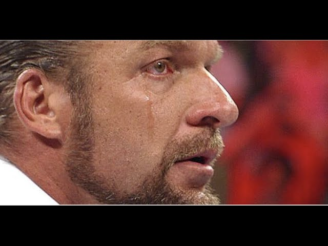 10 Emotional WWE Moments That Made The Fans Cry #1