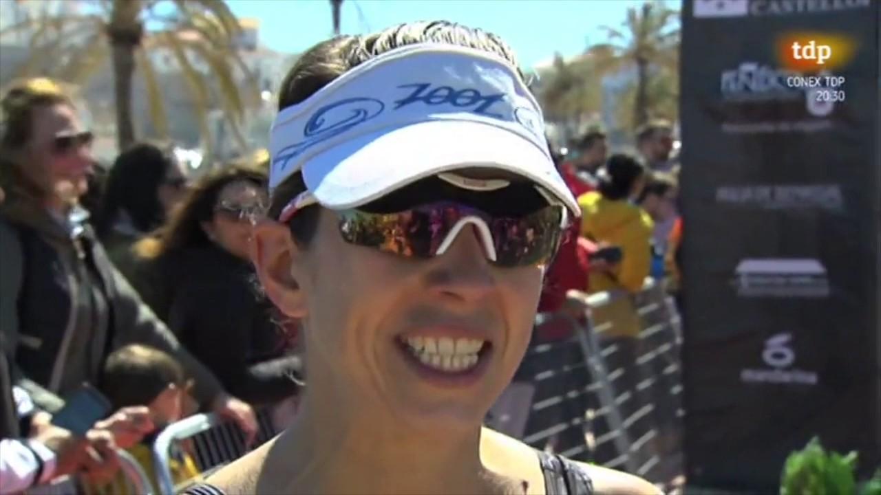 V Infinitri Half Triathlon Peñíscola 2017 - YouTube
