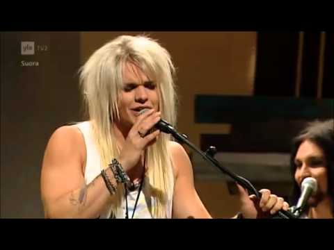 Reckless Love - Night On Fire Acoustic Version - Finnish TV