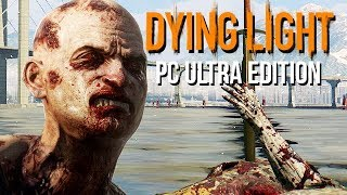 Dying Light Gameplay German PC Ultra Settings - Zombie Schwert EXPcalibur