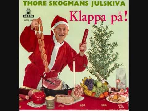 Thore Skogman - Klappa på