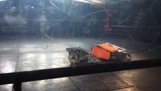 Extreme Robots Cheltenham 2018 Heavyweight 3rd Place Playoff: Beast Vs 2.0