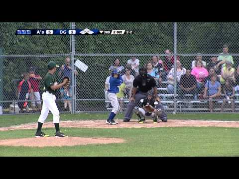 Coon Rapids Little League Championship Game 2014