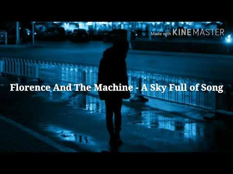Cover Lagu Florence And The Machine - A Sky Full Of Song | Español STAFABAND
