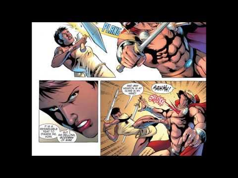 Wonder Woman 608  2011 [comic book]