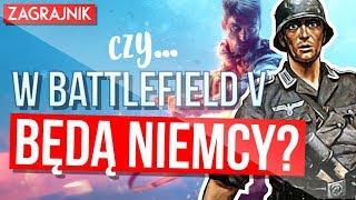 Czy w Battlefield V będą Niemcy?