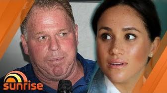 Meghan Markle's brother Thomas Markle Jr speaks out on Australian TV | Sunrise