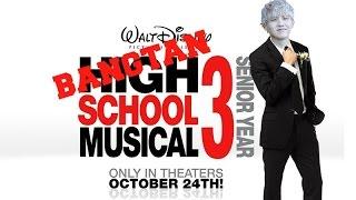 BTS In High School Musical