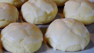 Lemon Ricotta Cookies - Gluten Free