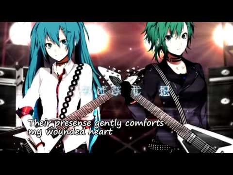 5150 with English subs [GUMI original song]