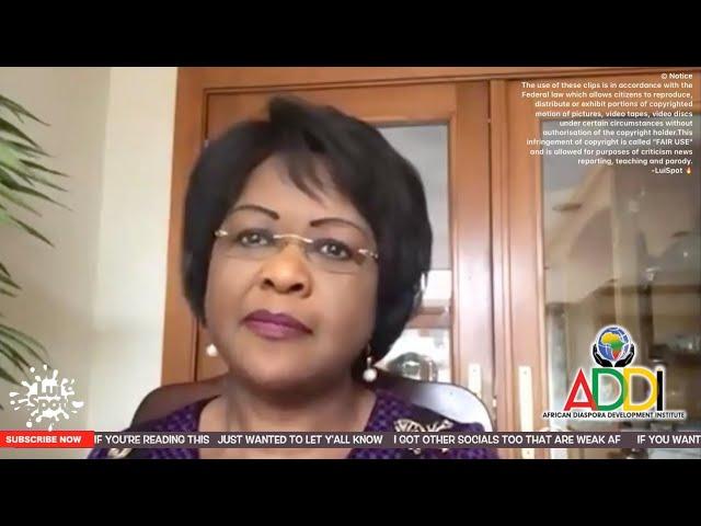 Dr  Arikana Chihombori Speaks on African Unity and Religion