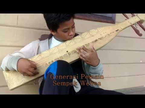 Semangat putra wehea dengan budayanya