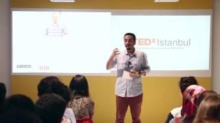 Hikayenin Gücü   Sinan Sülün   TEDxIstanbulSalon