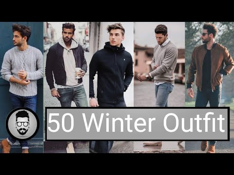 [VIDEO] - TOP 50 Outfit Every Men Must Own(Fall/Winter)| The Men style | Men's outfit 8