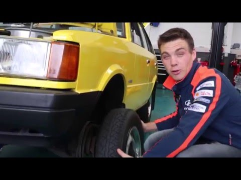 PADDON HOW TO - Episode 4 - MODIFYING YOUR CAR